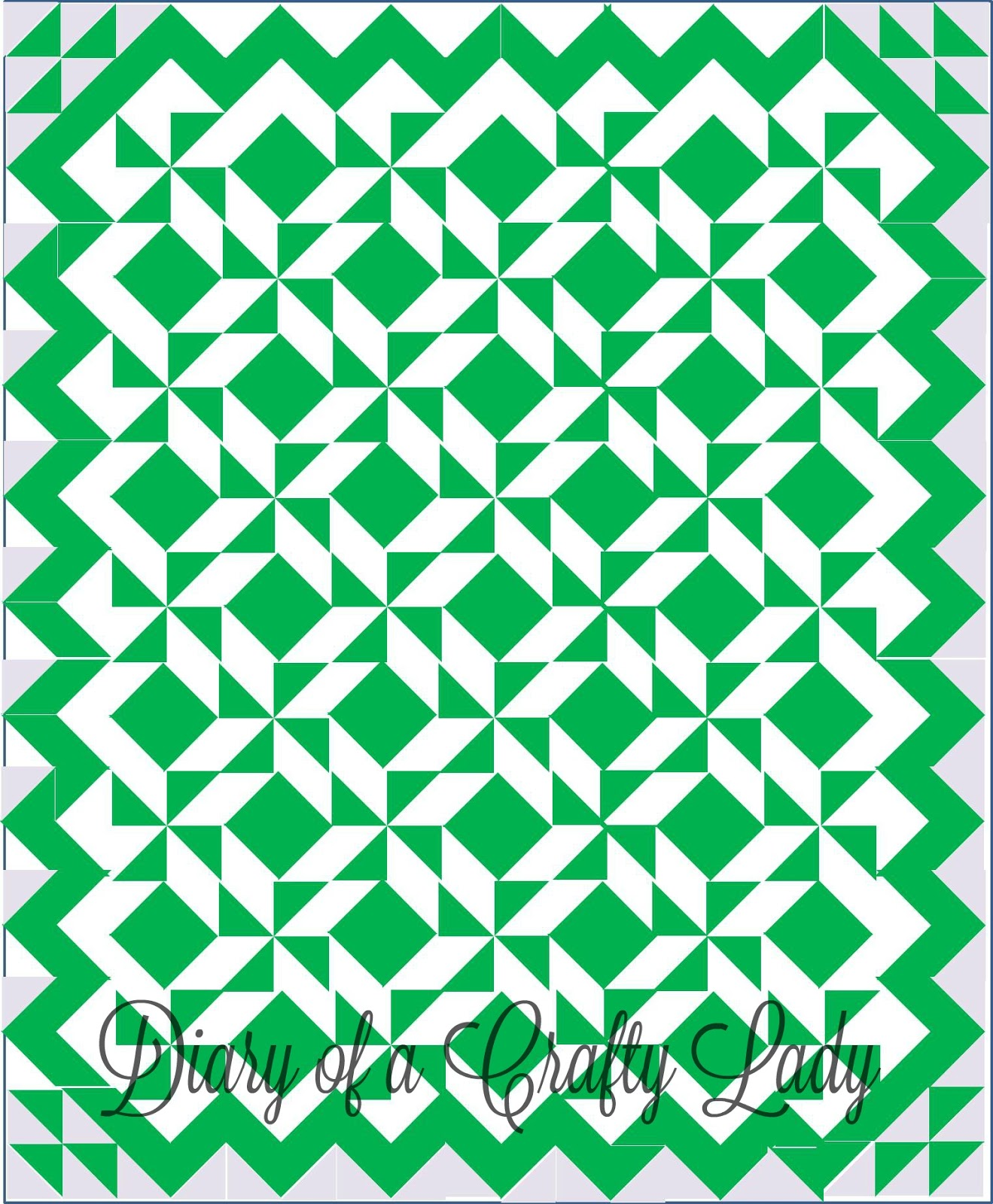 Diary Of A Crafty Lady Sticks And Stones A Quilt Of My