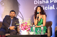 Disha Patani in Beautiful Green Gown at her App Launch 016.JPG