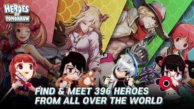 Heroes of Tomorrow yaitu sebuah game Aksi RPG yang ditawarkan pengembang YJM Games untuk Download Heroes of Tomorrow Mod Apk (God Mode & High Damage)