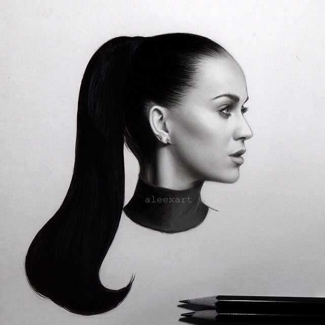 05-Katy-Perry-Alex-Manole-Celebrities-Drawn-in-Realistic-Portraits-www-designstack-co