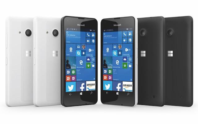 Lumia 650 resmi dirilis, harga $200 dengan desain elegan dan miskin spesifikasi