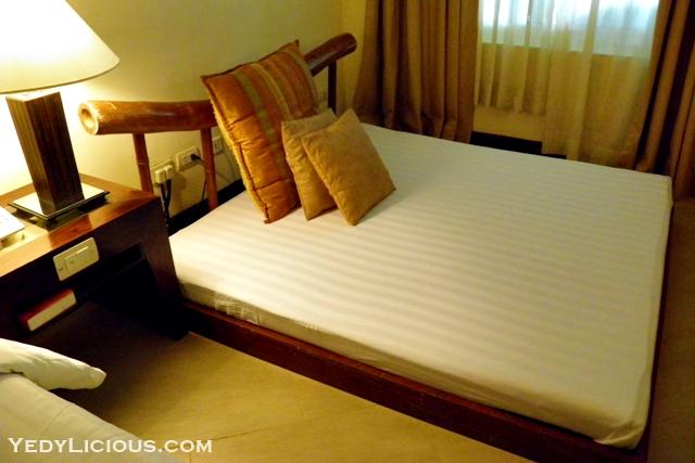 Tatami Bed Grand Deluxe Poolside Room at Boracay Mandarin Island Hotel