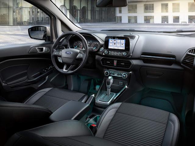Novo Ford EcoSport 2018 Automático