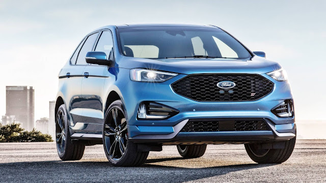 2019 Ford Edge Configurations With Artificial Intelligence AWD Now Available