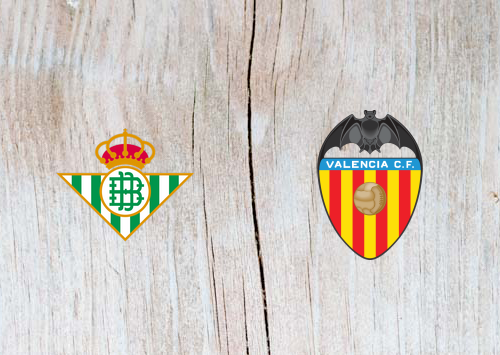Real Betis vs Valencia - Highlights 7 February 2019