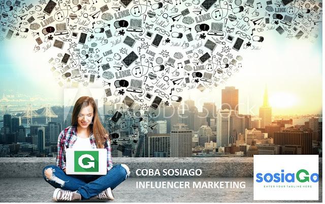 Bingung Cara Mempromosikan Bisnis Anda?, Coba SOSIAGO Influencer Marketing Sekarang Juga!
