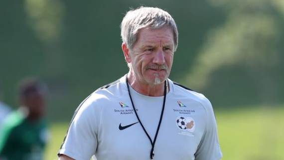 Baxter to manage workload of key players in Bafana
