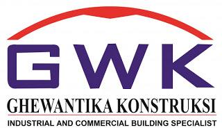 Lowongan Kerja Lulusan S1 PT. Ghewantika Konstruksi (GWK) Deltamas Cikarang Pusat