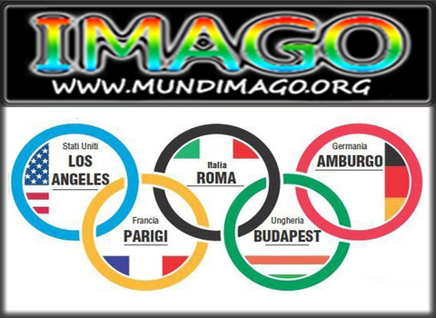 Olimpiadi a Roma 2024
