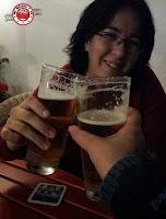 De cervecitas...