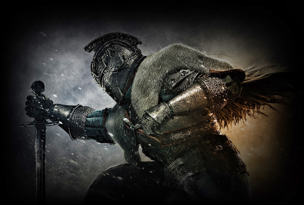 A Familiar Darkness Hands On With Dark Souls 2