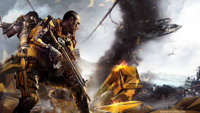 Call of Duty: Advanced Warfare (Fan Art) HD
