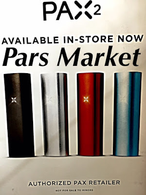 Pax 2 poster at Pars Market Columbia MD 21045