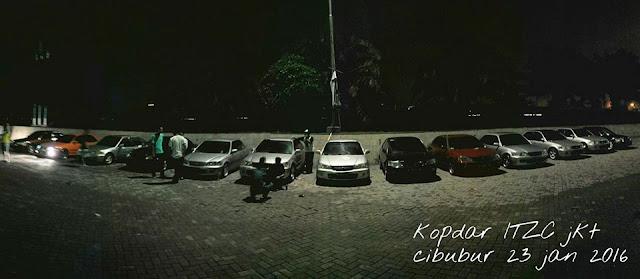 Komunitas pecinta Honda City Type Z
