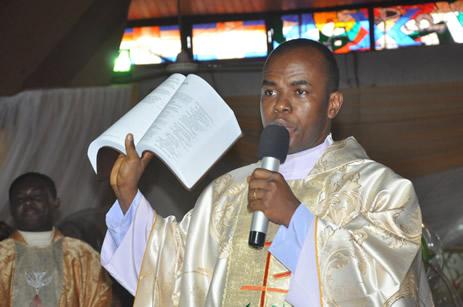 Rev fr Ejike Mbaka Biography