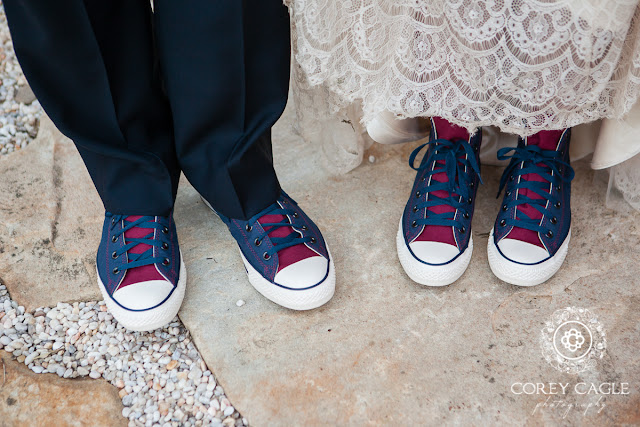 wedding shoes | Corey Cagle Photography
