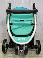 Kereta Bayi Lightweight CocoLatte CL481 Rexx