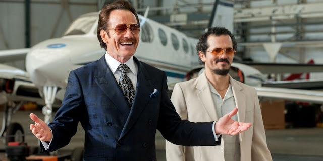 Bryan Cranston es la pesadilla de Pablo Escobar en 'The Infiltrator'