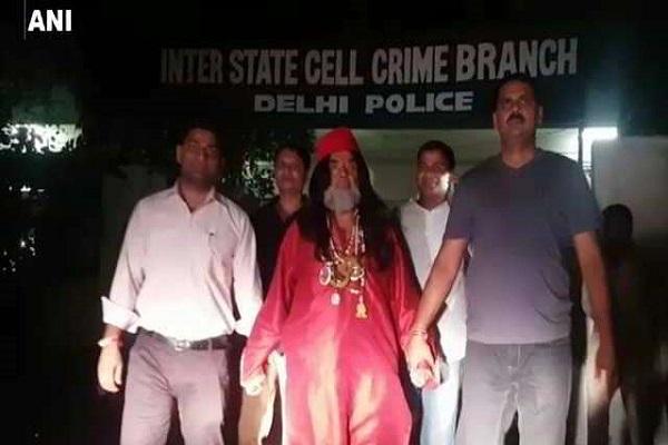Swami Om Arrested