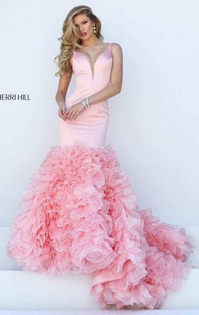 a6fdf0a4de9e4 Dress length: 45