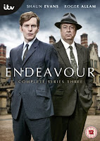 Endeavour: Series 3 (2016) Poster