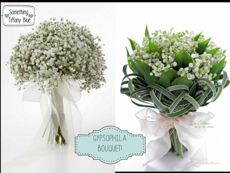 Bouquet Sposa Economico.Bouquet Sposa 2015 Composizioni Di Gypsophila Per Un Bouquet Bianco