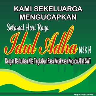 DP BBM/WA IDUL ADHA