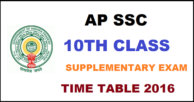 AP-SSC-10th-Supplementary-2016