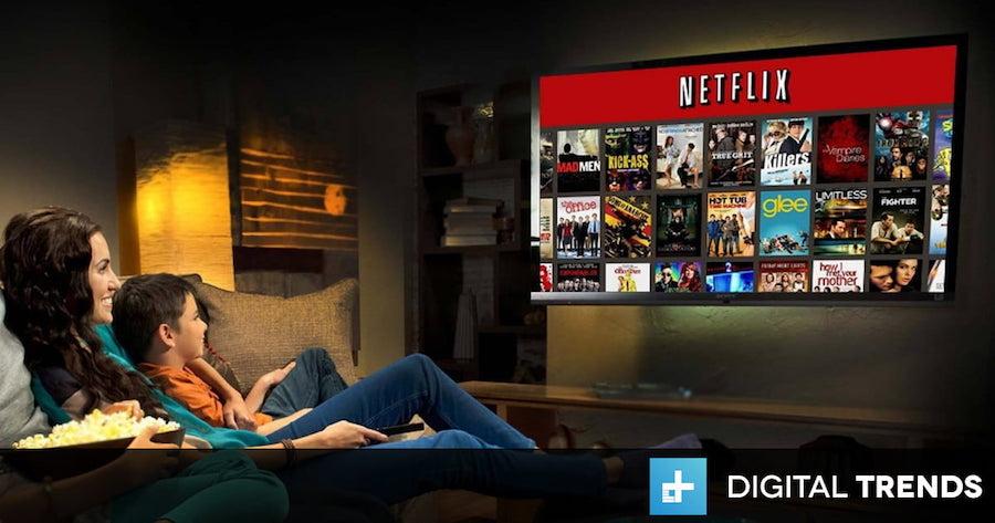 come posso vedere netflix su tv