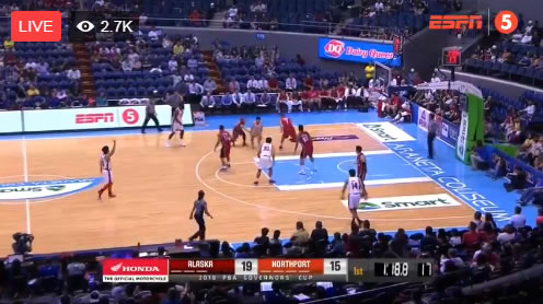 Video Playlist: Alaska vs NorthPort game replay 2018 PBA Governors' Cup