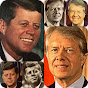 John F Kennedy lookalike Jimmy Carter looks like Same Person a President in Conspiracy Costume at JFK Assassination