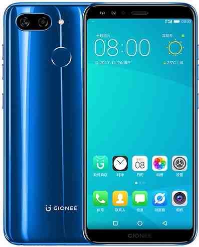 Gionee S11 Specs and Price