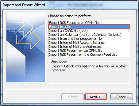 Export Calendar From Outlook to Excel With An Ease