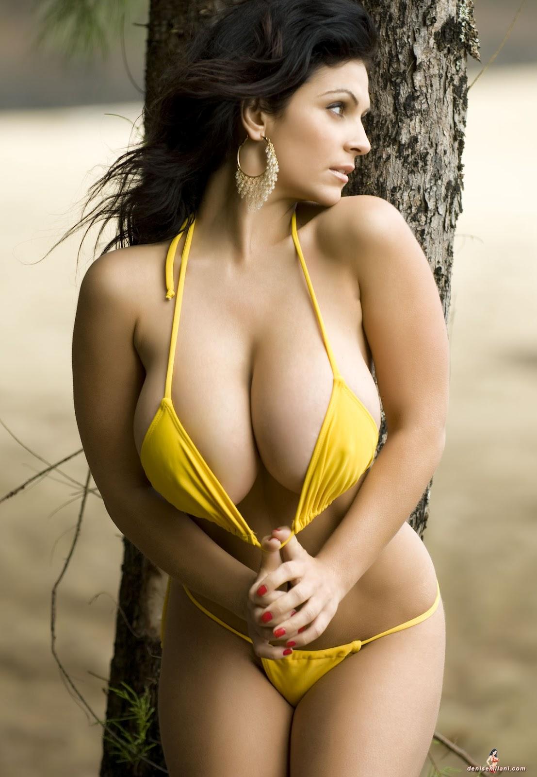 Denise Milani and Jordan Carver hot pics!!: Denise Milani ...