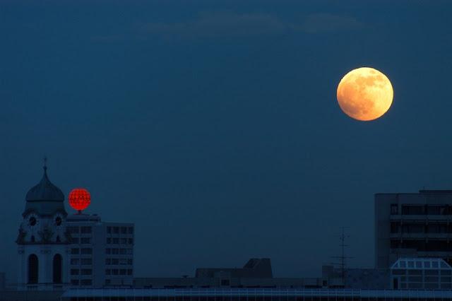 Eclipse Lunar Penumbral de 2013 - ESO