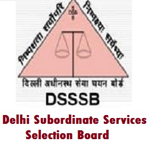 DSSSB Recruitment | 9232 Vacancies