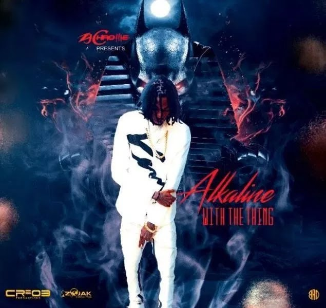 Alkaline - With the Thing (Clean + Dirty) - PROMO Single (2019)