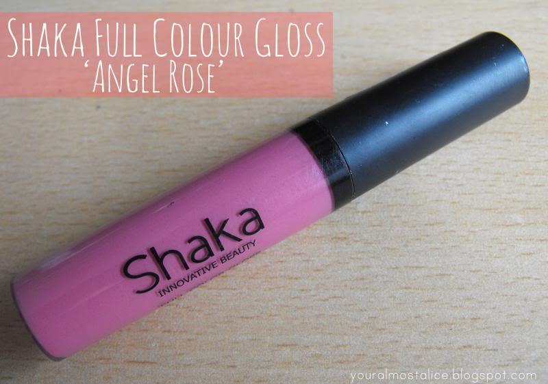 Shaka Full Colour Lipgloss | Angel Rose