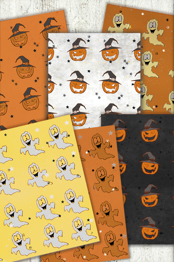 free Halloween Jack O Lantern patterns