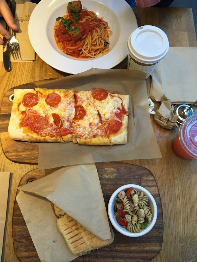 My short dining experience in NYC: highs and lows