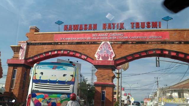 Wisata Belanja di Kawasan Batik Trusmi