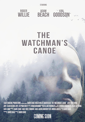 The Watchman's Canoe Poster