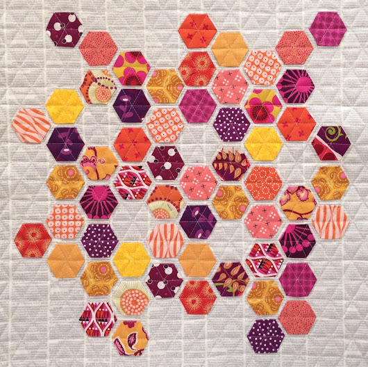 Modern Hexies - Hexiesets von Allie and the Dude
