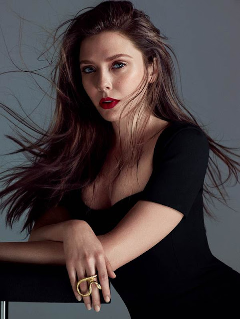 Biodata Elizabeth Olsen
