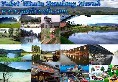 Paket Wisata Bandung Tour Jawa Barat Murah