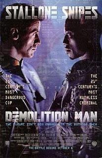 Sinopsis Film Demolition Man (1993)