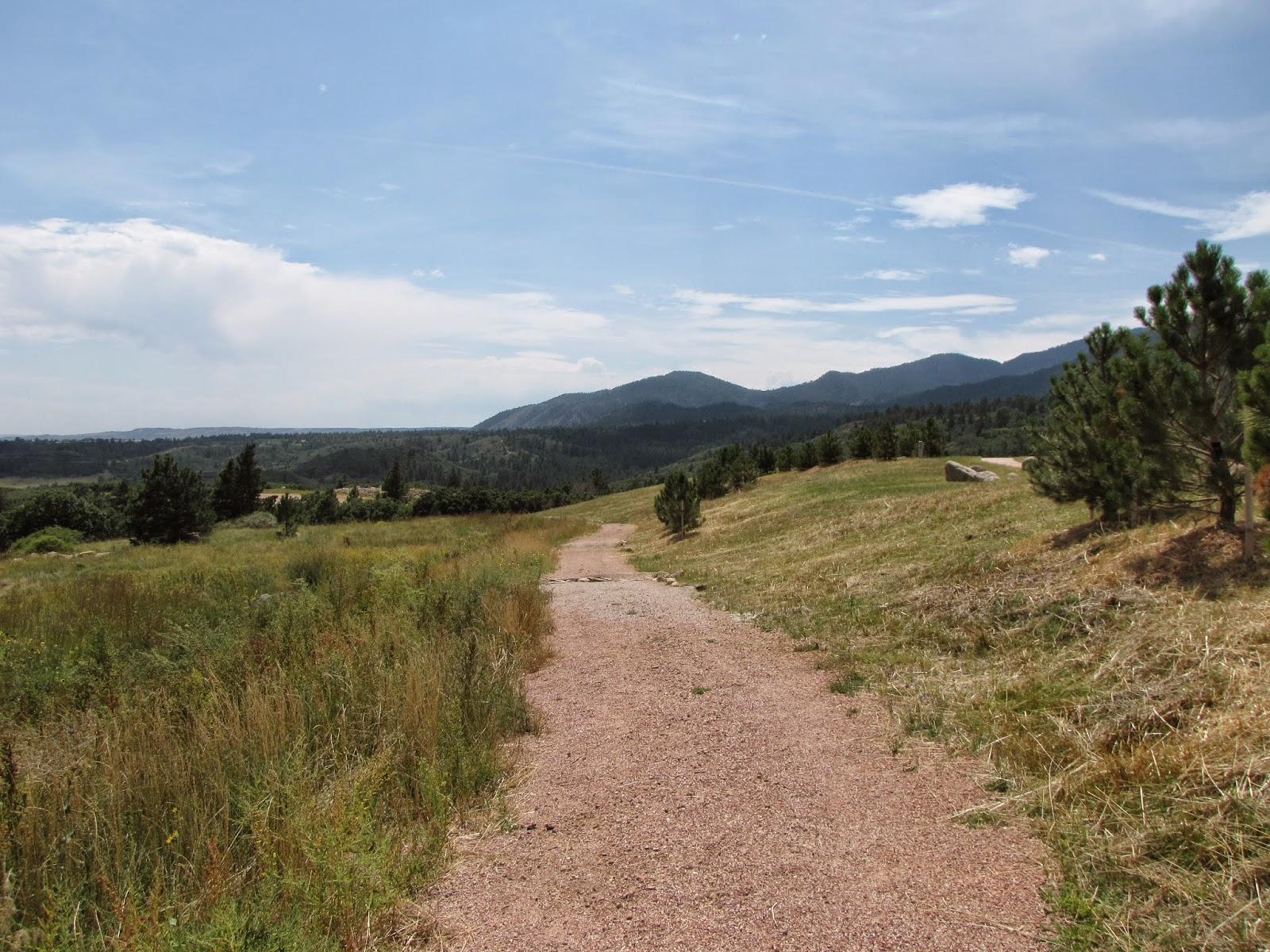 Go Hike Colorado: Cheyenne Mountain State Park - Blackmer Loop