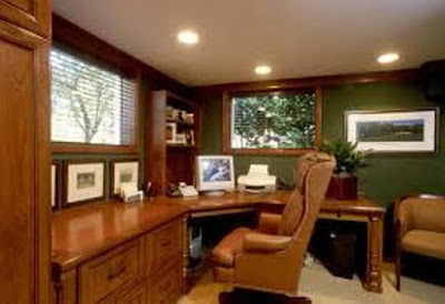 Home Office Design Of Furniture ! Home Decor
