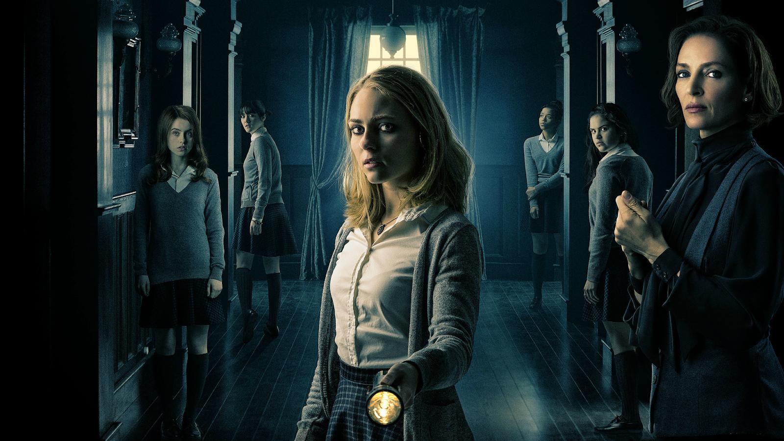Movie Review Down A Dark Hall