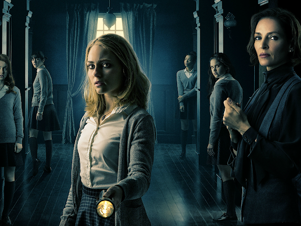Movie Review: 'Down a Dark Hall' (2018)